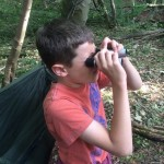 bushcraft bird spotting