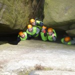 Teamplay Outdoor Activities Derbyshire - Rock Scrambling