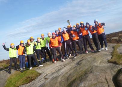 Teamplay Outdoor Adventure Activities Derbyshire - Extreme Team Challenge