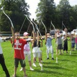 Teamplay Outdoor Activities Derbyshire - Archery