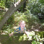 nursery woodland fun