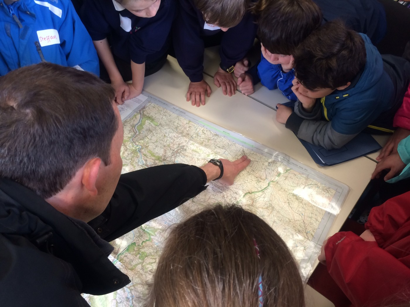 Teamplay Outdoor Activities Derbyshire - Navigation