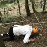 Hen Party Outdoor Activities Derbyshire - Assault Course