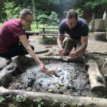 Teamplay Outdoor Activities Derbyshire - Bushcraft