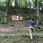 Teamplay Outdoor Activities Derbyshire - Axe Throwing